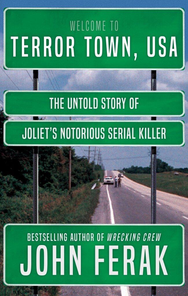 TERROR TOWN USA John Ferak Kindle Cover