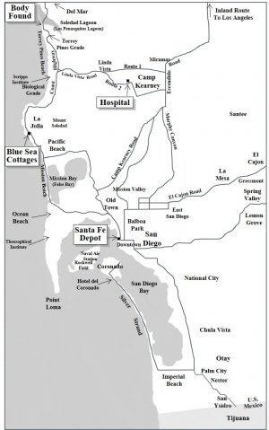 San Diego 1923